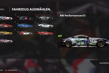 BMW M8 GTE RW Performance #73