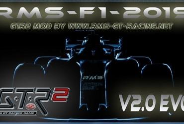 RMS-F1-2019 V2.0 EVO