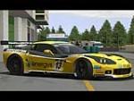Phoenix Racing Corvette