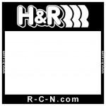 RCN Numplate und Werbematte