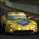 Zakspeed Chrysler Viper GTS-R | 24h 2001
