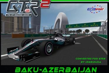 Baku-Azerbaijan for GTR2