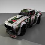 Pontiac TA Version Team Mountain Dew