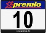 Nummernplatte VLN 2010