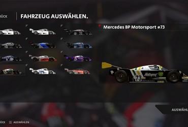 Mercedes-Benz Sauber C9 Skinpack
