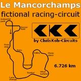 Le Mancorhamps für GTR2 V1.6