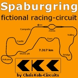 Spaburgring für GTR2 V1.6