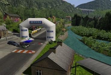 Bergrennen St. Ursanne - Les Rangiers