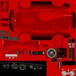 User Templates Aston Martin DBR1, Ferrari TR, Jaguar D